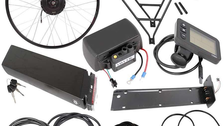 "Promovec Ebike Conversion Kit for 26"" wheels"