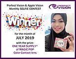 apple vision selfie contest-winners-July