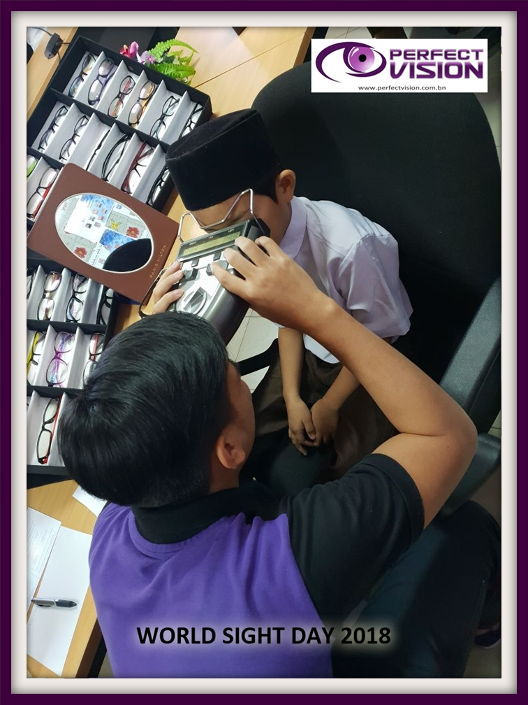 PD Meter eye measurements