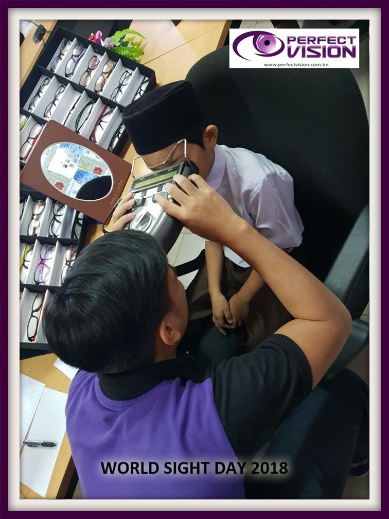 PD Meter eye measurements