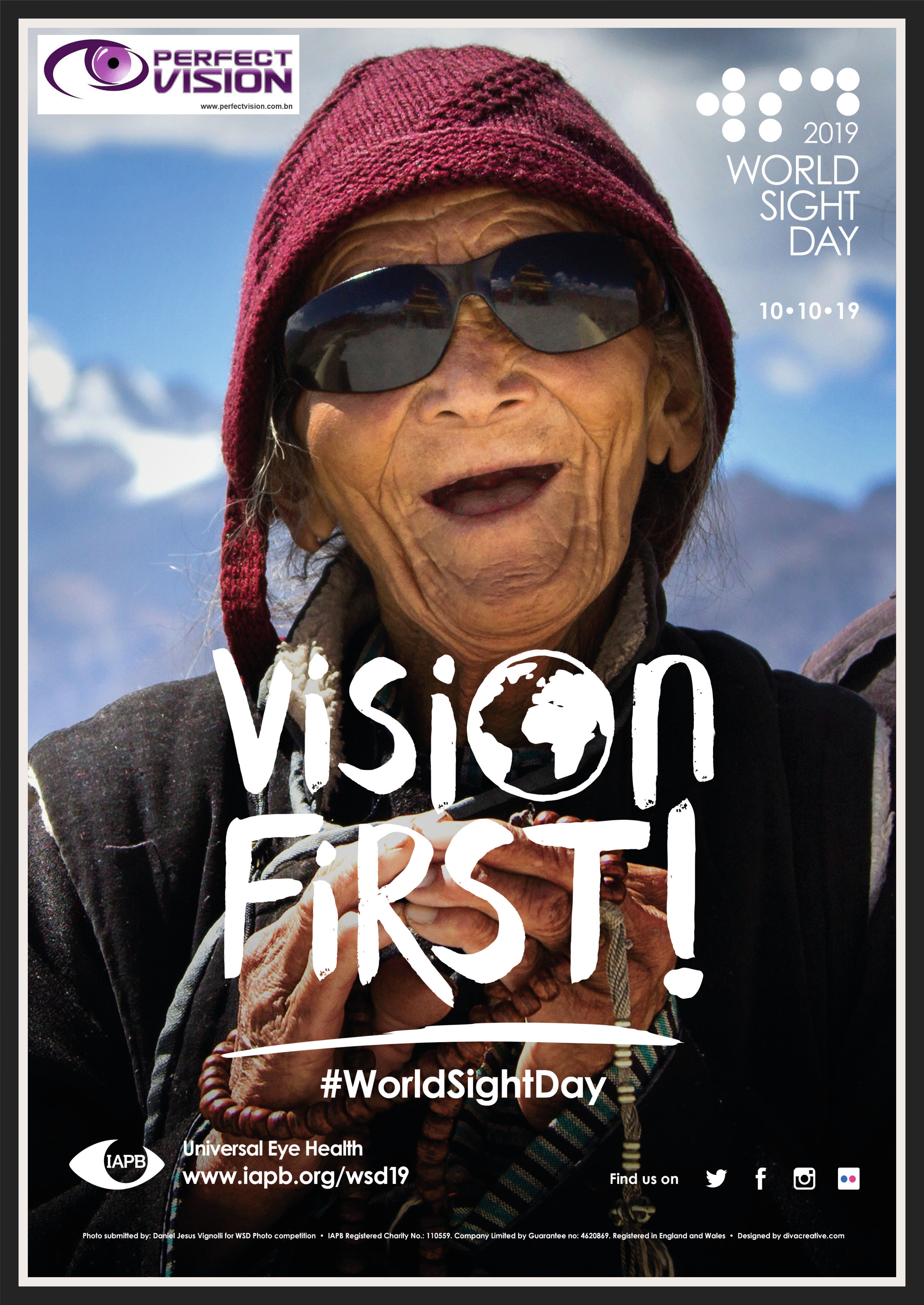 Theme 2019: Vision First!
