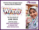 apple vision selfie contest-winners-June