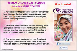 apple vision selfie contest-how to enter