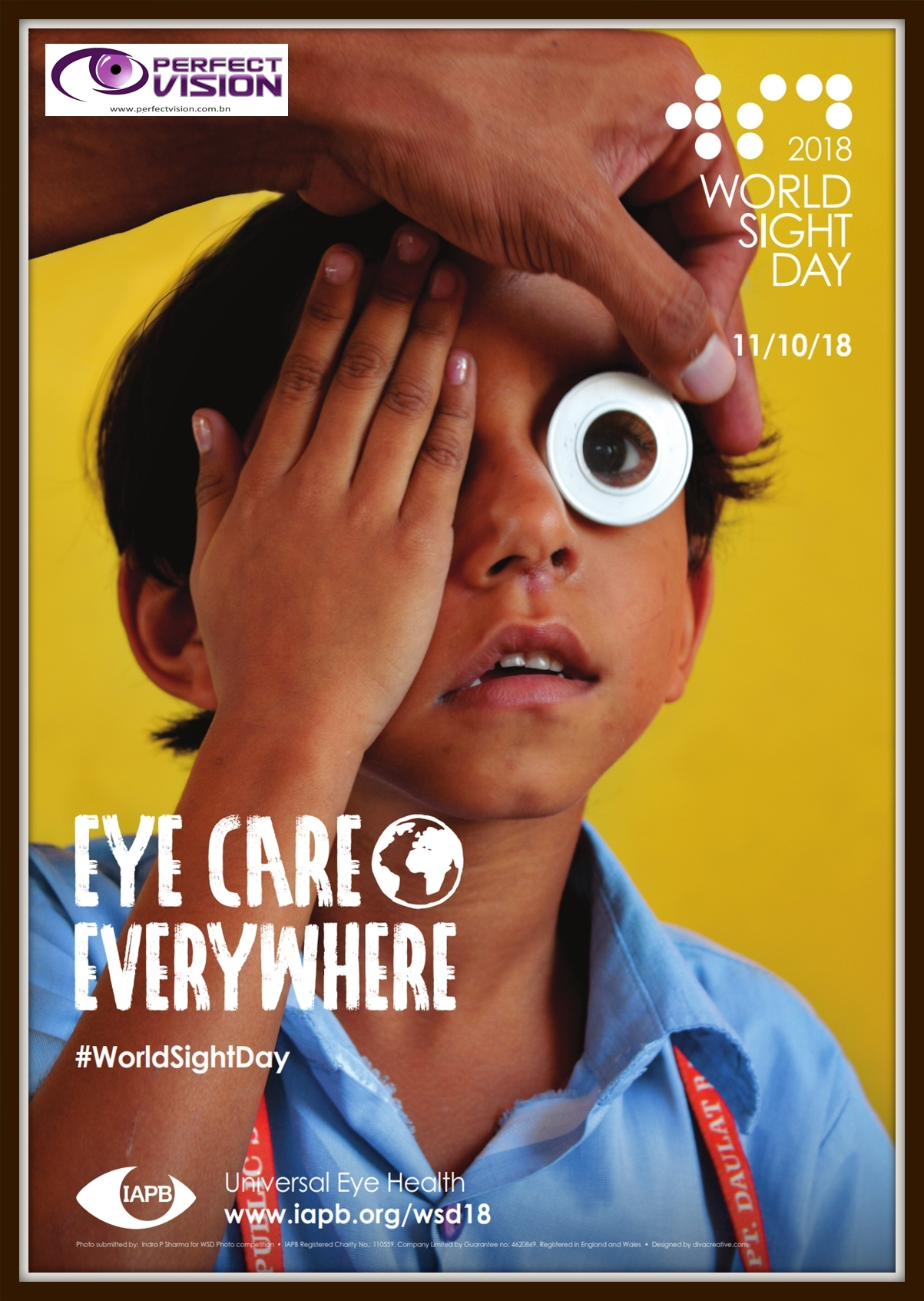 Theme: Eye Care Everywhere