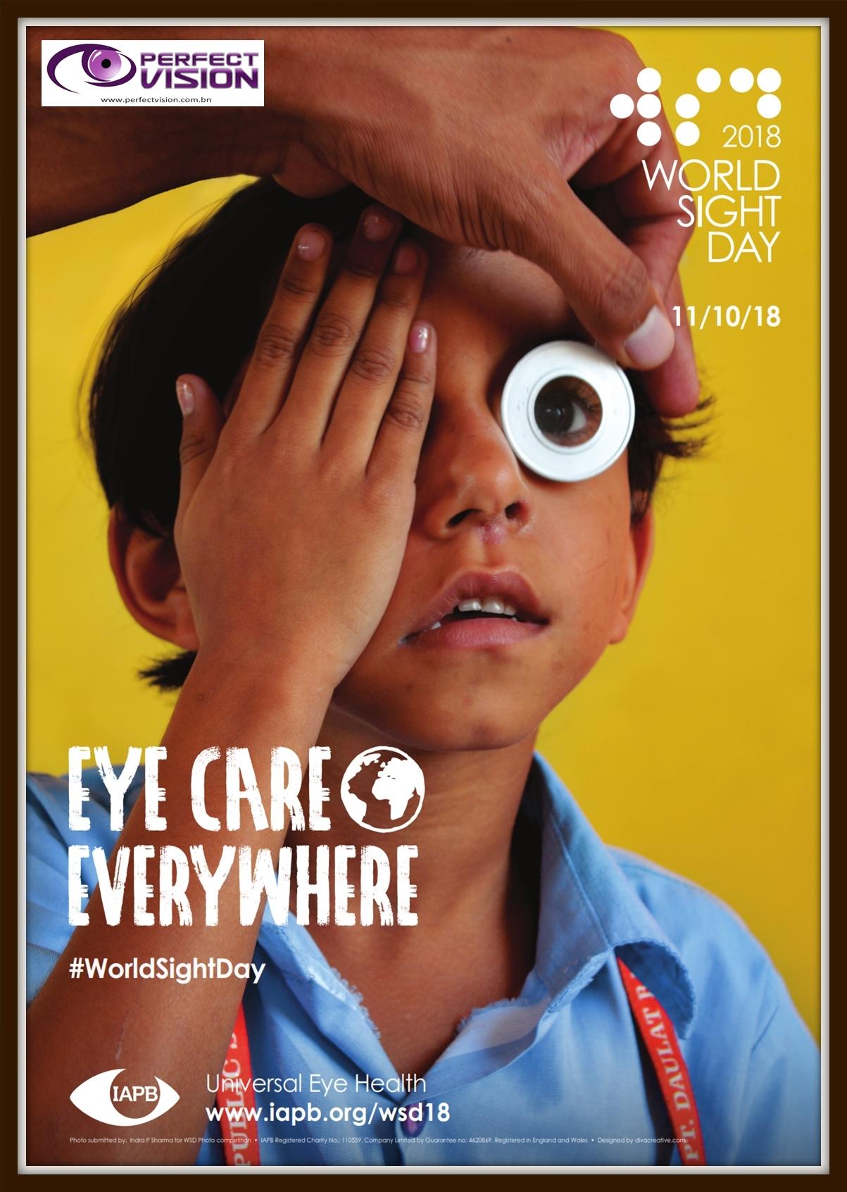 Theme: Eye Care Everywhere