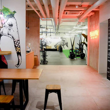 Warrior Academy & The Elephas Cafe