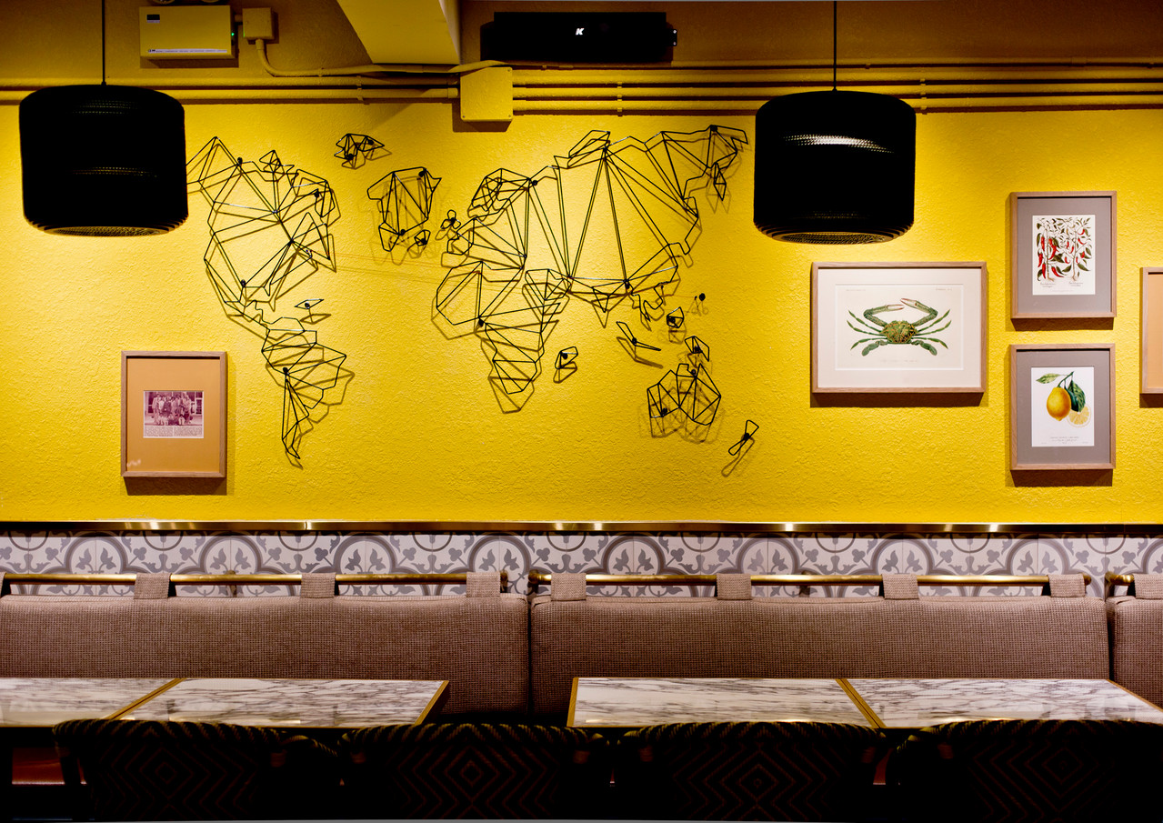 NHAU | Restaurant | Hong Kong