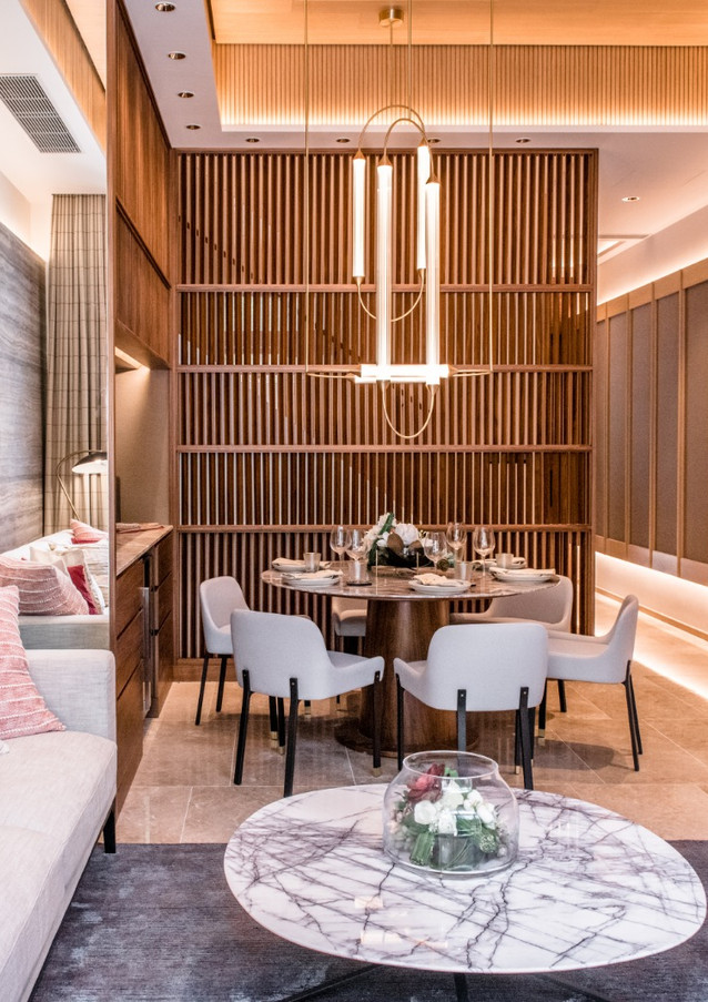 Henderson Show House | Residential | Hong Kong