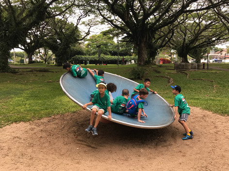 Cub Scouts- September and October Fun!