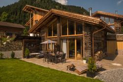 Garten Käthe´s Lodge