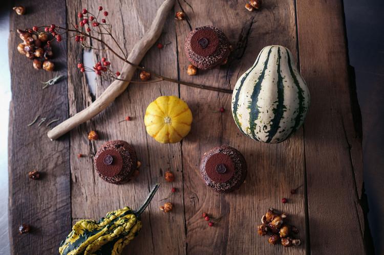 Choux chocolat noir Equateur 68% de cacao