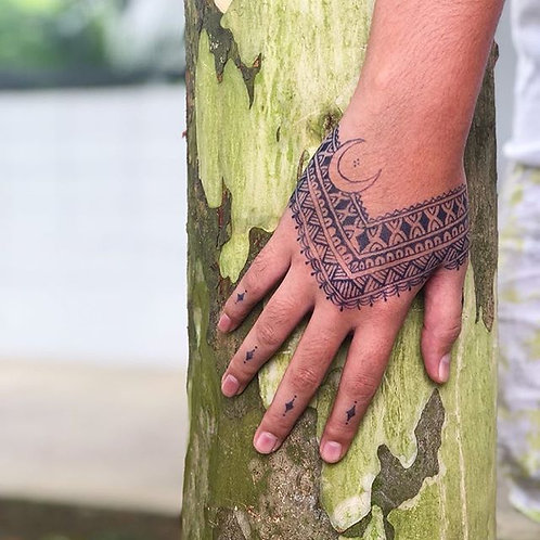 Arrhes - RV individuel tatouage éphémère