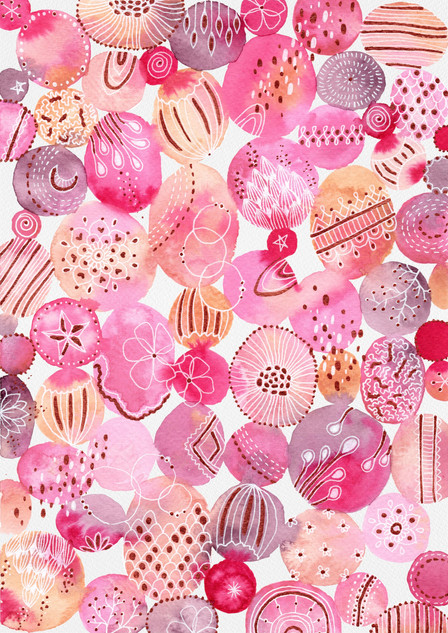 """""""Pinky Bubbles"""""""
