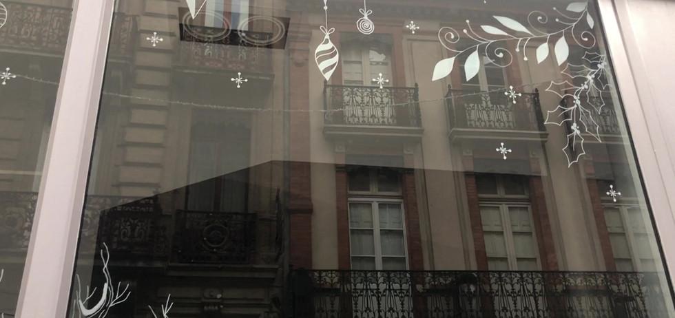 Le Sens de la Marche - Rue Rivals, Toulouse
