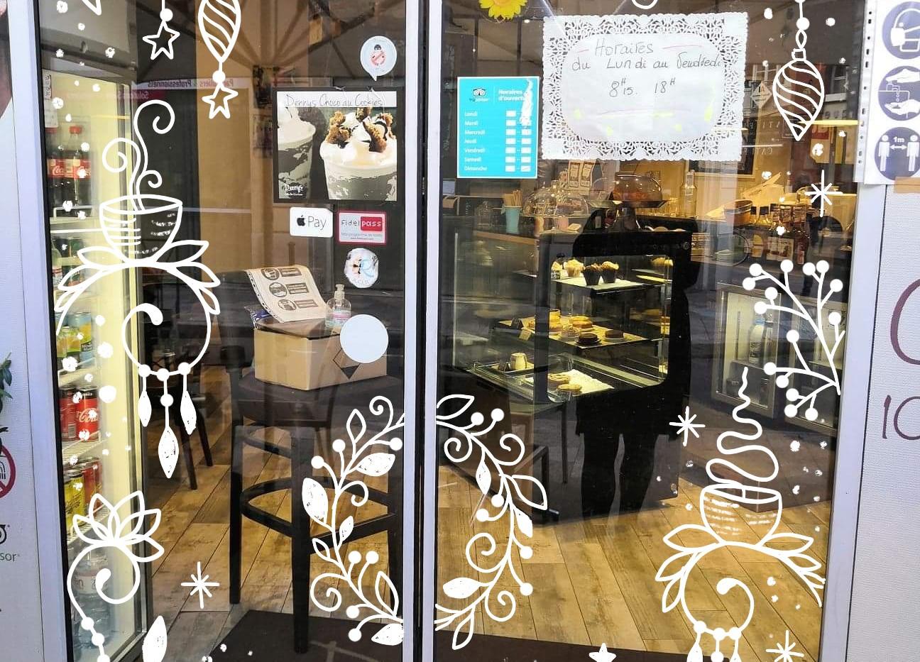 Dennys Coffe Bar - Rue Rémusat, Toulouse