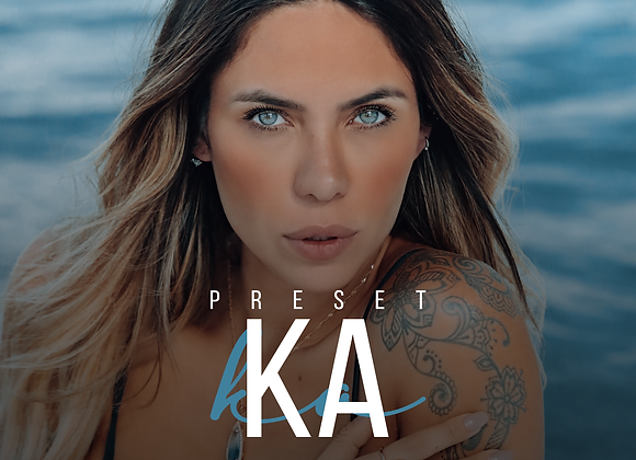 PRESET KA - Karina Milanesi