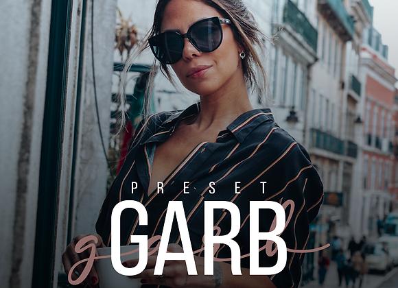 PRESET GARB - Karina Milanesi