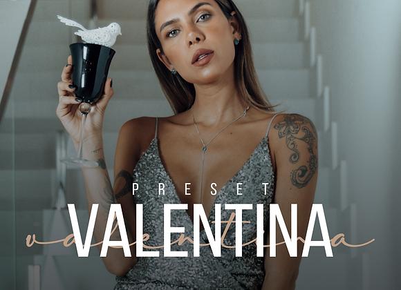 PRESET VALENTINA - Karina Milanesi