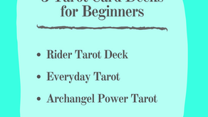 3 Tarot Card Decks for Beginners: Essentials Listed