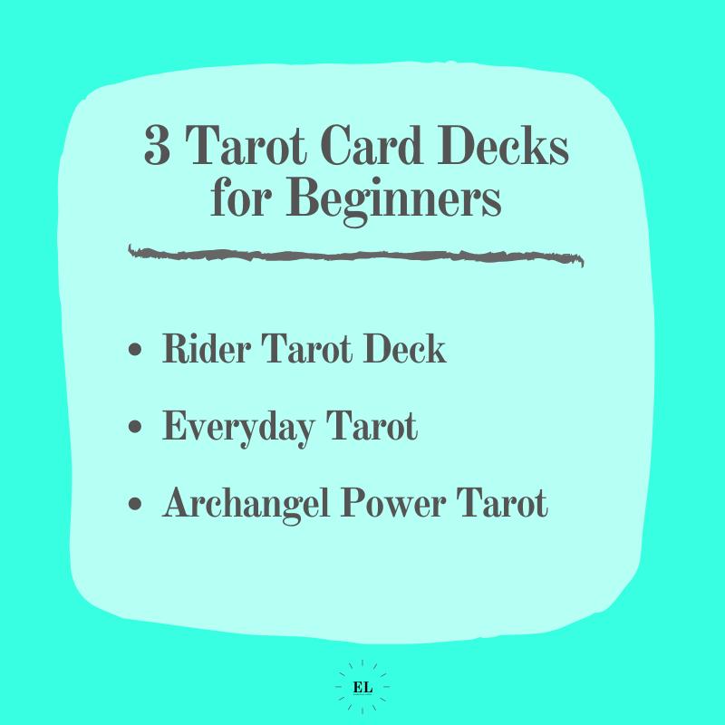 3 Tarot Card Decks for Beginners: Essentials Listed