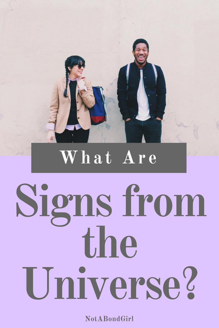 What are Signs from the Universe, messages from the universe, coins, feathers, angel number meanings