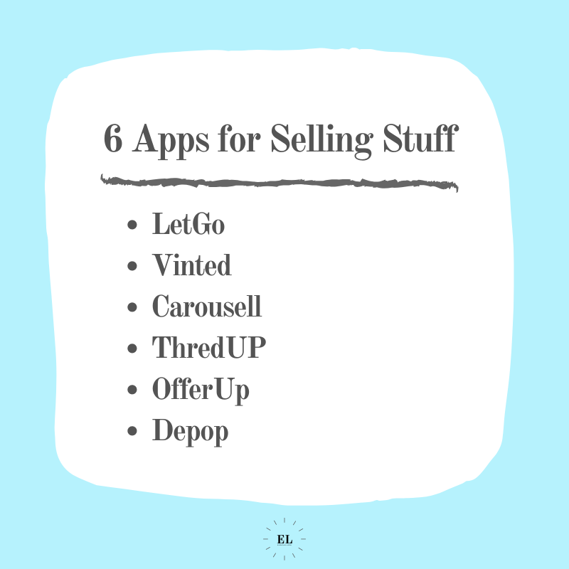 6 Apps for Selling Stuff: Essentials Listed