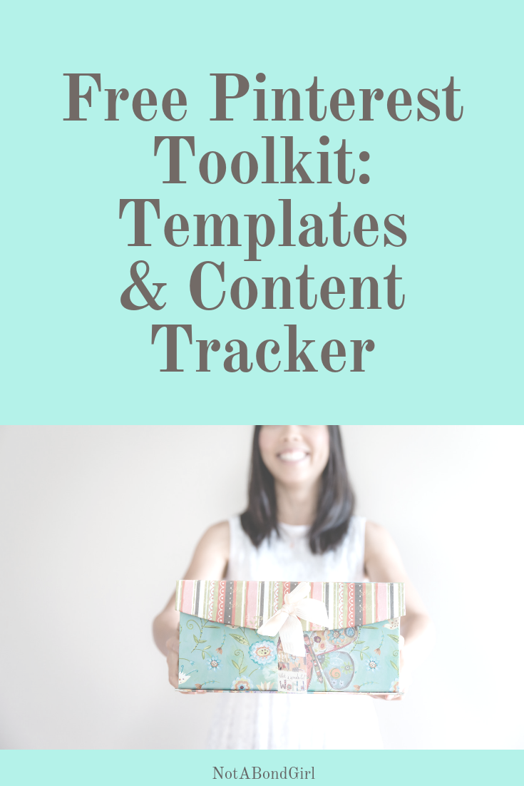 Pinterest Manager Toolkit: Free Tracker, Templates & More!
