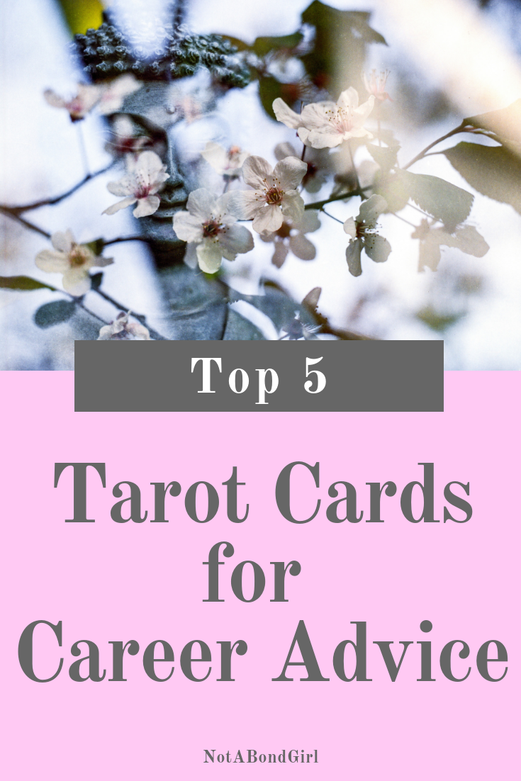 Top 5 Tarot Cards for Career Advice