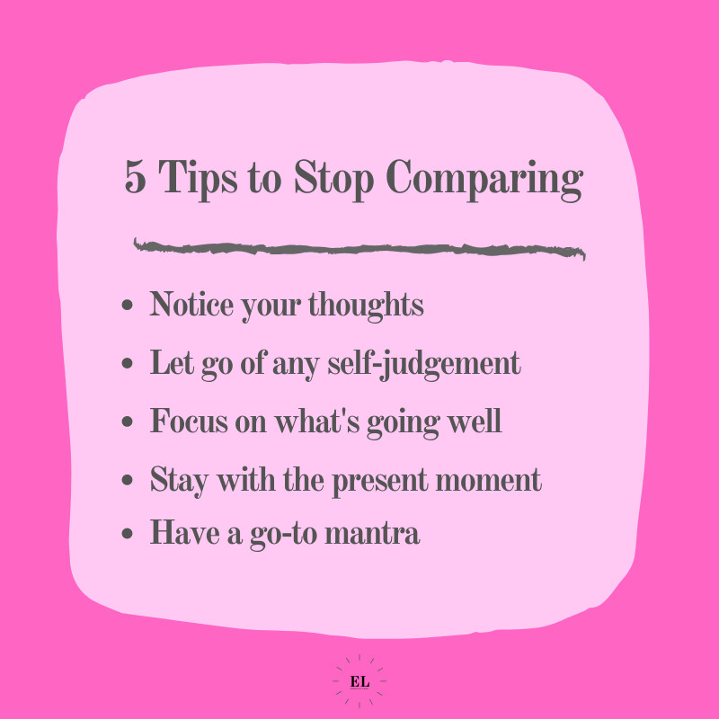 5 Tips to Stop Comparing Yourself to Others: Essentials Listed