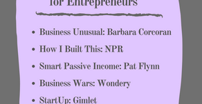 5 Business Podcasts for Entrepreneurs: Essentials Listed