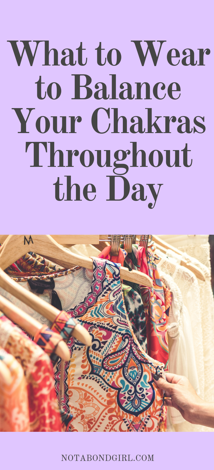 What to Wear to Clear Your Chakras Throughout the Day; #selfdevelopment #money #wealth #worklife #energyhealing #spirituality #metaphysics #abundance #mindset #personaldevelopment #holisticwellness #wellness #health #fitness #selfcare #selflove #meditation #yoga #mindfulness #moneychakra #holisticwealth #reiki #millennial #loa #spiritual #empath #inspiration #motivation #FIREMovement #financialindependenceretireearly #girlboss #entrepreneur #highvibe #lifestyle