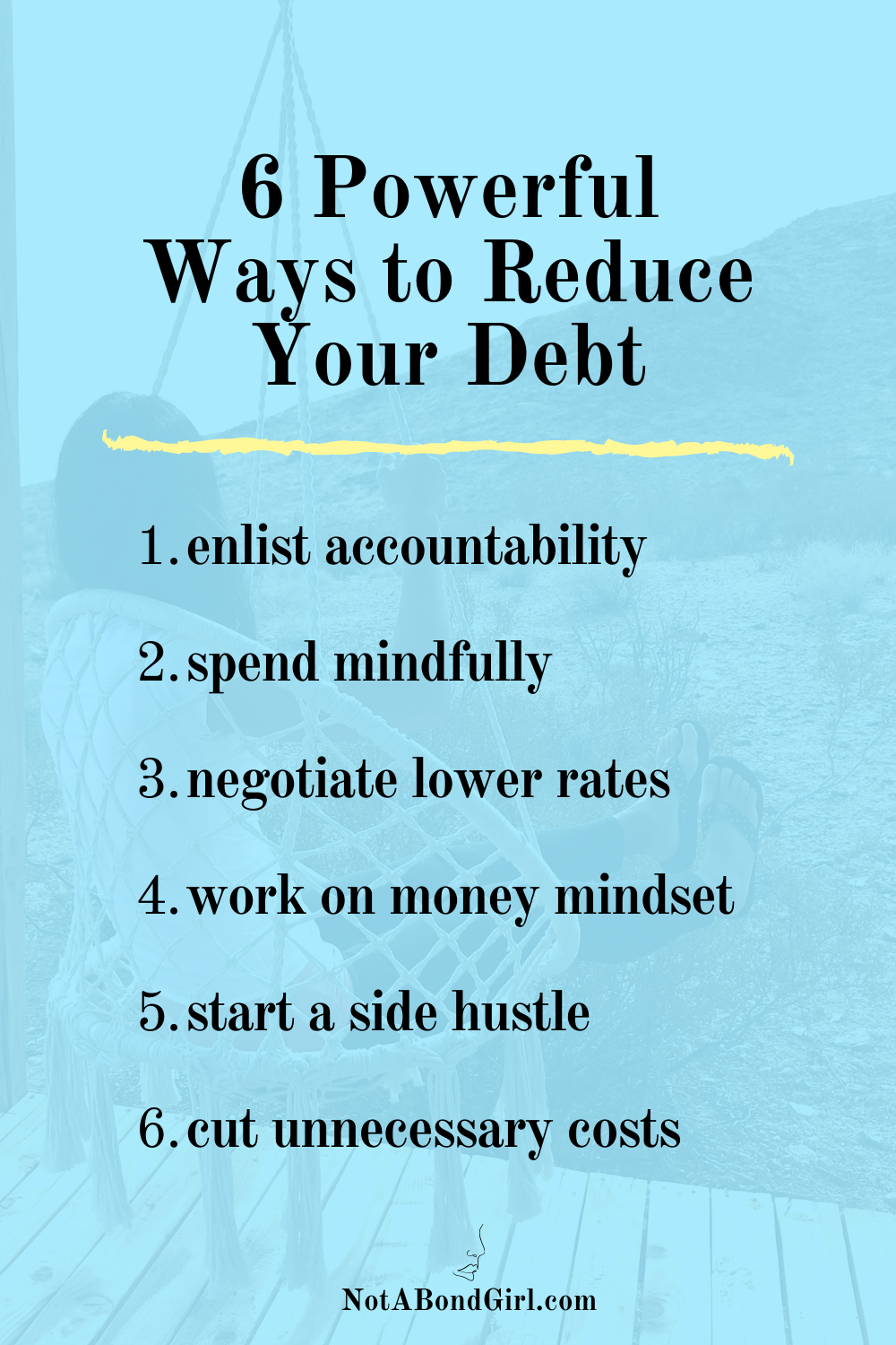 6 Powerful Ways to Reduce Your Debt