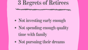 3 Regrets of Retirees: Essentials Listed