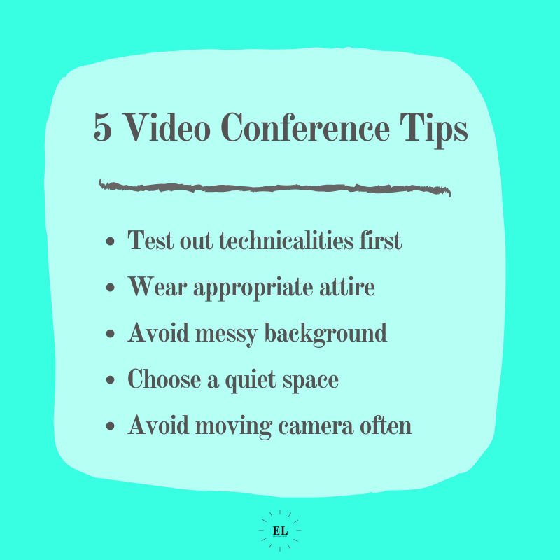 5 Video Conference Tips: Essentials Listed