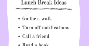 4 Work From Home Lunch Break Ideas: Essentials Listed