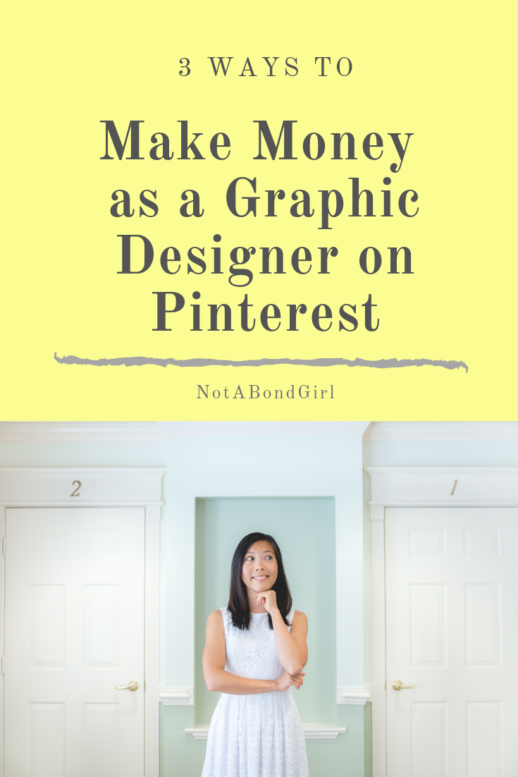How Graphic Designers Can Make Money on Pinterest