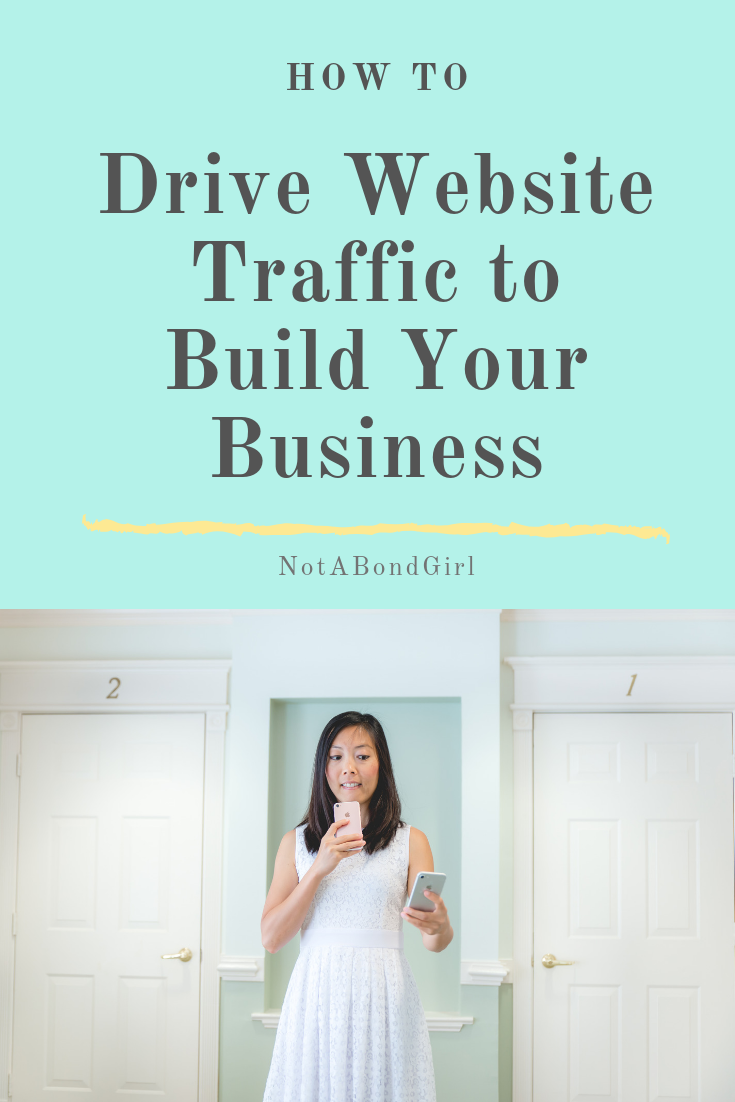How to Increase Quality Website Traffic to Build Business