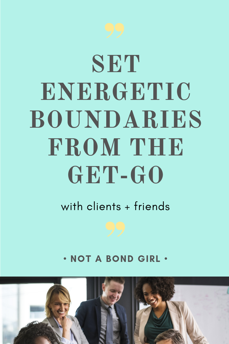 10 Ways to Set Energetic Boundaries in Work + Life