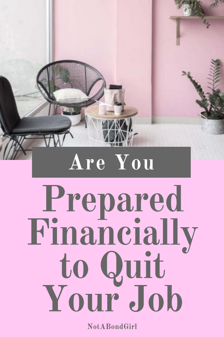 Are You Financially Ready to Quit Your 9-5? #financialfreedom #retirement #finance #money #personalfinance #investment #girlboss #blogging #goalsetting #financialindependence #wellness #wealth #abundance #inspiration #motivation #personaldevelopment #mindfulness