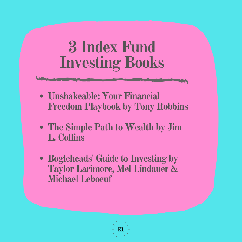 3 Index Fund Investing Books: Essentials Listed