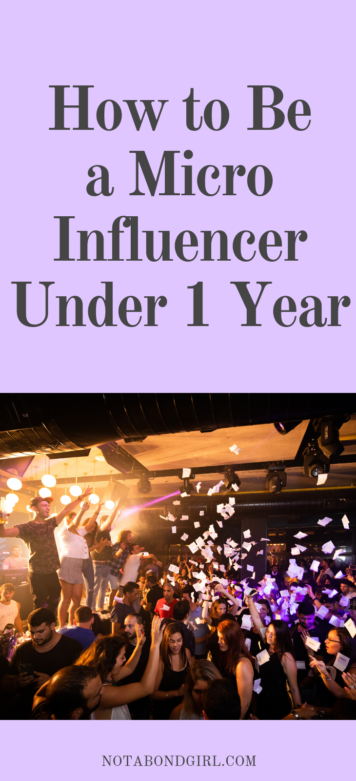 Simple Ways to Become a Micro Influencer in a Year