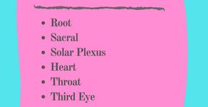 7 Main Chakras: Essentials Listed