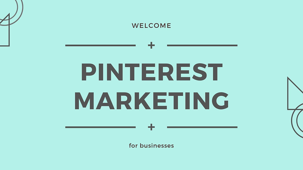 How to Use Pinterest for Business; Pinterest SEO Marketing 101