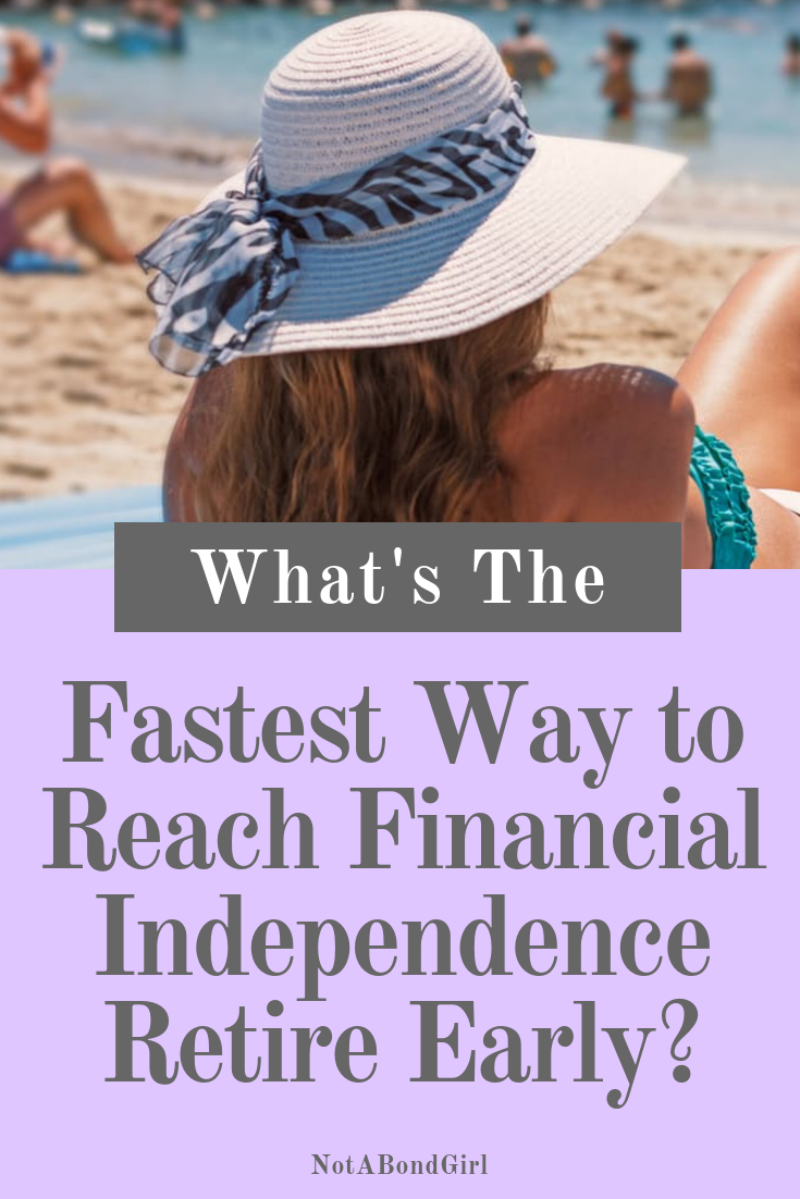 What's the Fastest Way to Achieve FIRE? Financial Independence Retire Early (FIRE) like a Boss   #financialfreedom #retirement #finance #money #personalfinance #investment #girlboss #blogging #goalsetting #financialindependence #wellness #wealth #abundance #inspiration #motivation #personaldevelopment #mindfulness #moneygoals #financialliteracy #retireearly #earlyretirement #passiveincome