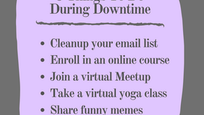 5 Things To Do During Downtime: Essentials Listed