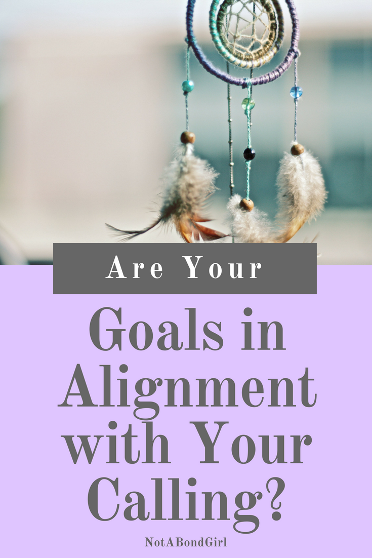 Are Your Goals in Alignment with Your Calling, life purpose, soul purpose