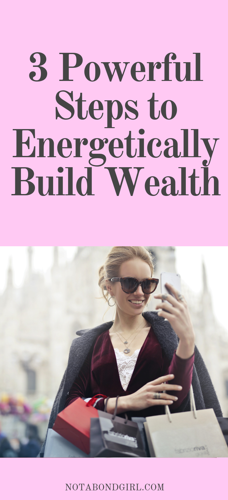 3 Powerful Steps to Energetically Build Wealth #retirement #retireearly #financialindependence #job #mindfulliving #financialliteracy #moneyaffirmation #moneymantra #loa #mindset #inspiration #millennial #motivation #moneysaving #digitalnomad #entrepreneur #girlboss #bossbabe #womeninbiz #worklife #career #money #finance #financialplanning #financialgoal #debtfree #moneygoal #financialfreedom #earlyretirement #financialindependenceretireearly #FIREMovement #holisticwealth
