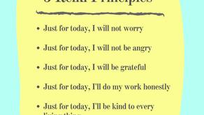 5 Reiki Principles: Essentials Listed