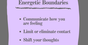3 Ways to Set Energetic Boundaries: Essentials Listed