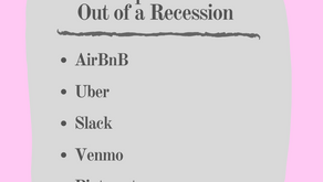 5 Startups that Came Out of a Recession: Essentials Listed